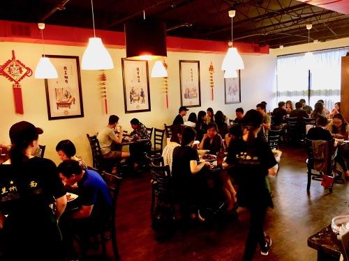 Lanzhou-ramen-customers-doraville