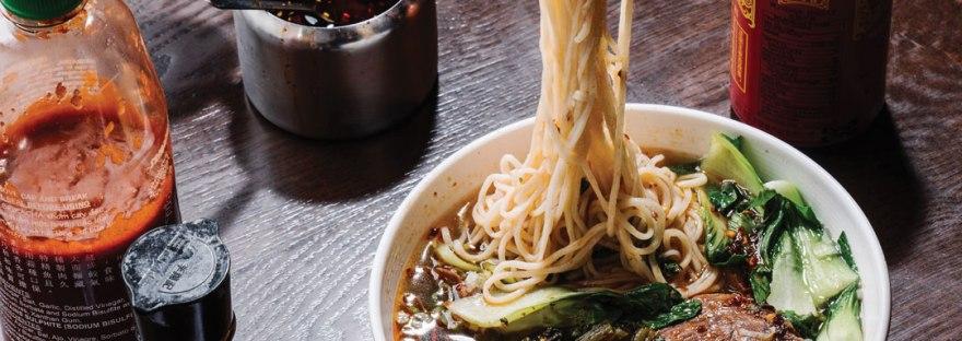 Atlanta Best Restaurants 2019 Atlanta Magazine Features LanZhou Ramen as #10 Best Restaurant in